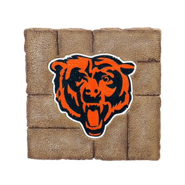 chicago-bear-garden-stone